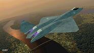 YF-23 ACX Flyby 4