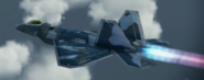 F-22A Event Skin 02 Flyby 2