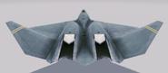 YF-23 Black Widow II Hangar
