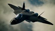 AC7 Su-57 Loading Screen Flyby