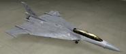 F-16XL Soldier color hangar