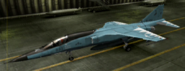 F-1 Special color hangar