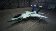 F-35C AC7 Color 3 Hangar