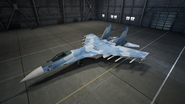 Su-35S AC7 Color 2 Hangar