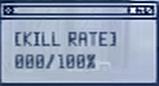 Ace Combat X Kill Rate