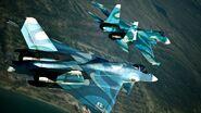 CFA-44 and Su-33 AC7 3