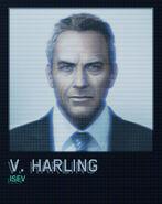 Vincent Harling Official Portrait