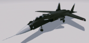 Su-47 Berkut Hangar