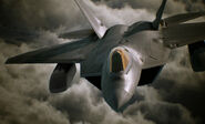 Ace Combat 7 Mobile Main Page banner