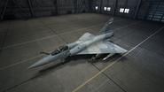 Mirage 2000-5 AC7 Color 4 Hangar
