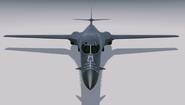 B-1B Lancer Hangar