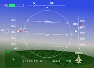 Air Combat HUD