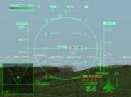 Ace Combat 2 Hud