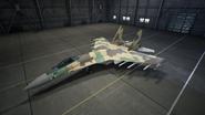 Su-35S AC7 Color 6 Hangar