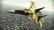 ACAH Su-37 Color 1 Flyby 2