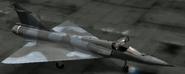 Mirage-2000 Erusian color Hangar