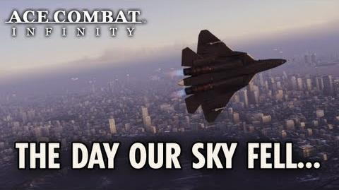 Ace Combat Infinity - PS3 - The day our sky fell..