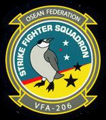 VFA-206 emblem