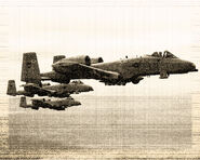 A-10A Formation