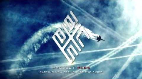 ACE COMBAT 3D Original Soundtrack -Prayer at Nightfall-