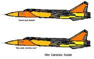The taranis team