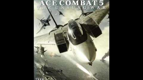 Ace Combat 5 Arcade Briefing