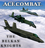 The belkan knights cover