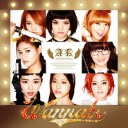 AOA Wanna Be single album cover