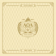 AOA Angel's Knock album cover