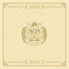 AOA Angel's Knock album cover.jpg