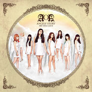 AOA Angels' Story single album cover