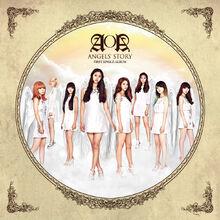 AOA Angels' Story single album cover.jpg