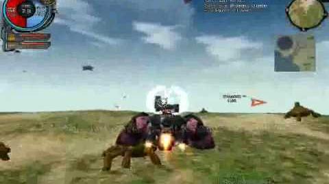 A-Gear Backshot