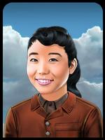 Female Pilot 2