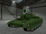 Leviathan 2-Series Light Tank