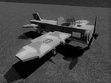 Light Biplane al3a1