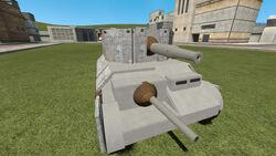 ZA-3 standing ready