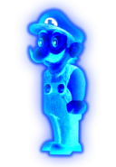 Blue Ultimate Spirit WeeGee