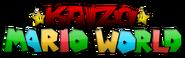 Kaizo mario world logo by jonyxmass-d5jytmw