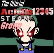 Achille12345 steam group