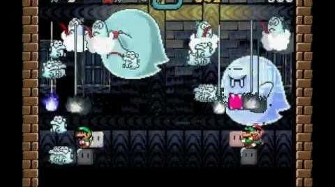 The many deaths of Mario and Luigi (The ultimate Big Boo Fight)
