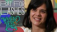 Bat For Lashes - What's In My Bag?