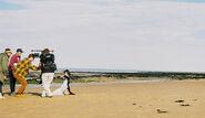 AYG bts beach