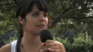 Lollapalooza Video Bat For Lashes Interview
