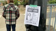 Have you seen this lost girl?