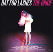 The Bride back cover