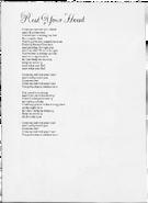 Rest Your Head lyrics