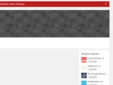 The YouTube War of Summer 2012