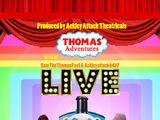 Thomas' Adventures with SamTheThomasFan1 & Ackleyattack4427 LIVE