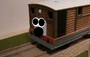 Toby and the Jet engine 8